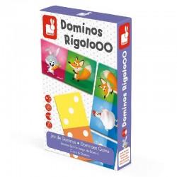 Domino Rigolooo | Janod -