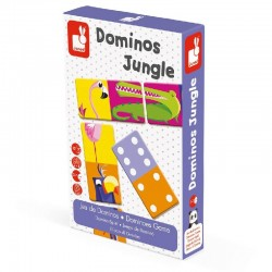 Domino Jungle | Janod -