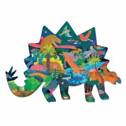 Vorm Puzzel Dinosaurus | Mudpuppy -