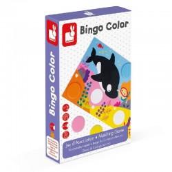 Kleuren Bingo | Janod -