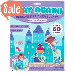Play Again Stickers Zeemeerminnen | Ooly -
