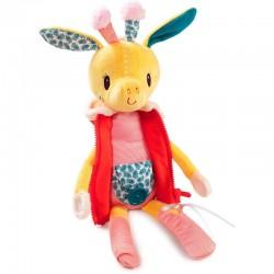 Aankleed pop Giraf Zia | Lilliputiens -