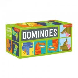 Domino Dinosaurus | Mudpuppy -