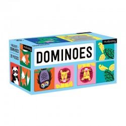 Domino Wild Life | Mudpuppy -