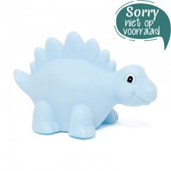 Nachtlampje Stegosaurus blauw | Petit Monkey -