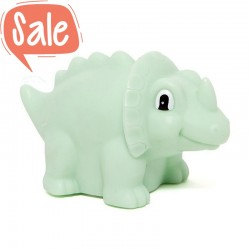 Nachtlampje Triceratops mint | Petit Monkey -