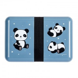 Broodtrommel Panda | A Little Lovely Company -