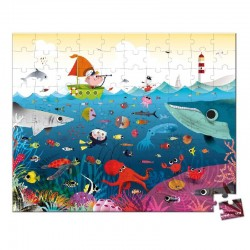 Puzzel Onderwater Wereld | Janod -