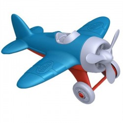 Vliegtuig blauw | Green Toys -
