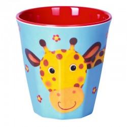 Melamine beker Giraf | Spiegelburg -