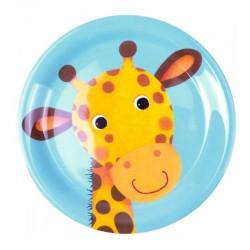 Melamine bordje Giraf | Spiegelburg -