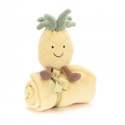 Knuffeldoekje Ananas Amuseable | Jellycat -