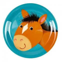 Melamine bordje Paard | Spiegelburg -