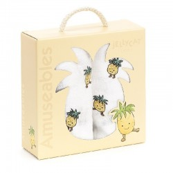 Muslins set Amuseable Ananas | Jellycat -