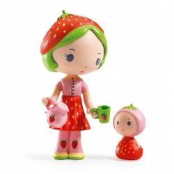 Berry & Lila | Tinyly | Djeco -