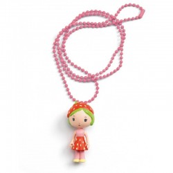 Ketting Charms Berry Tinyly | Djeco -