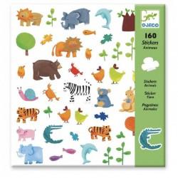 Stickers Dieren | Djeco -