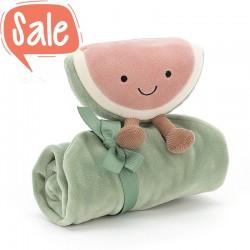 Knuffeldoekje Watermeloen Amuseable | Jellycat -