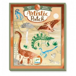 Artistic Patch Dino | Djeco -