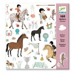 Stickers Paarden | Djeco -