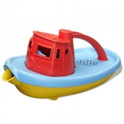 Sleepboot rood | Green Toys -