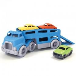 Vrachtwagen met auto's | Green Toys -