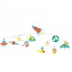 Mobiel Space | Djeco -