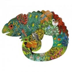 Puzzel Art Kameleon Djeco