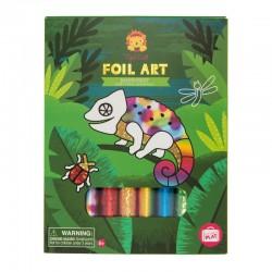 Folie Knutselset Rainforest | Tiger Tribe -