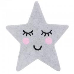 Vloerkleedje ster | Sass & Belle -