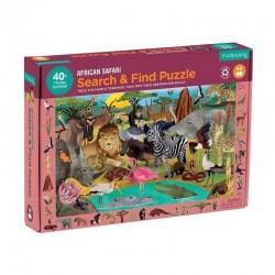 Puzzel African Safari | Mudpuppy -
