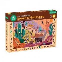 Puzzel Desert | Mudpuppy -
