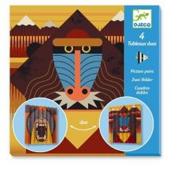 Knutselpakket Wildlife | Djeco -