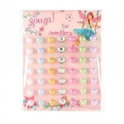 Plakoorbellen Pearls | Souza for Kids -