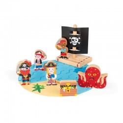 Piraten set | Janod Story -