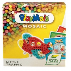 Mosaic Little Traffic | PlayMais -
