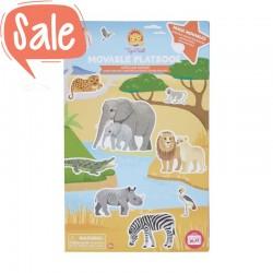 Speelboek Safari   Tiger Tribe -