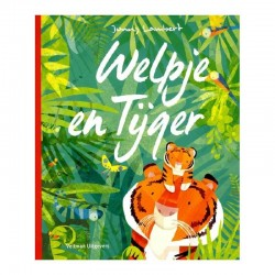 Welpje en Tijger | Prentenboek -