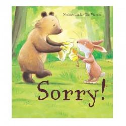 Sorry!   Prentenboek -