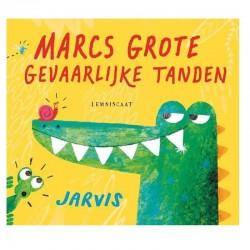 Marcs Grote Gevaarlijke Tanden | Prentenboek -