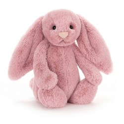 Knuffel Bashful Bunny Tulip Pink medium | Jellycat -