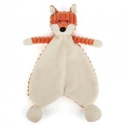 Knuffeldoekje Cordy Roy Baby Fox | Jellycat -
