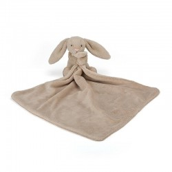 Knuffeldoekje Bashful Bunny Beige | Jellycat -