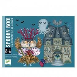 Spooky Boo! kaartspel   Djeco -