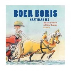 Boer Boris gaat naar zee | Prentenboek -