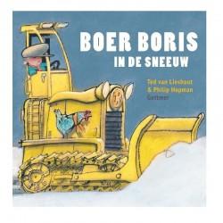 Boer Boris in de sneeuw | Prentenboek -