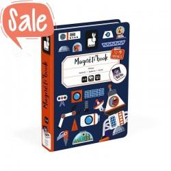 Magneetboek Heelal | Janod -
