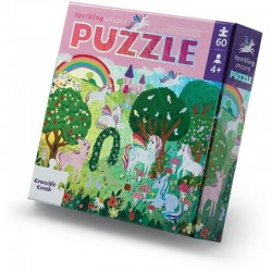 Folie Puzzel Eenhoorn | Crocodile Creek -