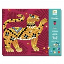 Mozaiek Diep in de Jungle | Djeco -