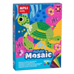 Mozaiek Zeeleven | Apli Kids -